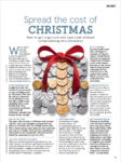 Tesco magazine – Spread the cost of Christmas